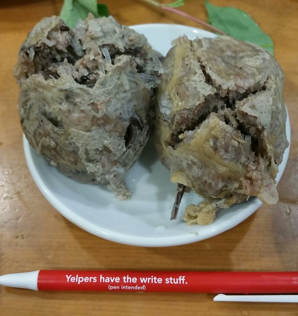 2016-Mar-3 Song Huong - Beef 7 Ways - meat balls