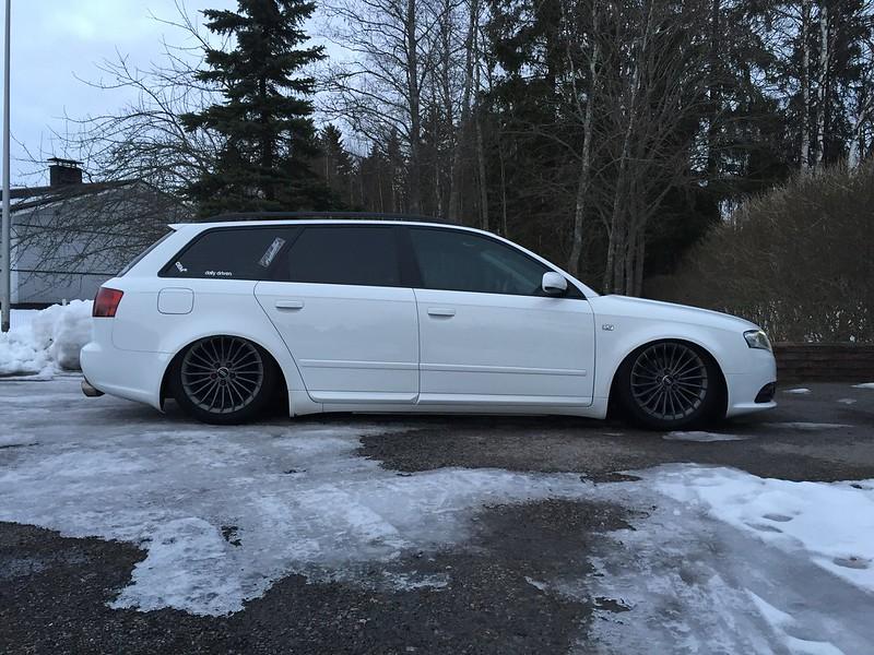 Zoml: Audi A4 B7 Avant //Mätäs Crew - Sivu 3 25212590223_54b7c1f96c_c