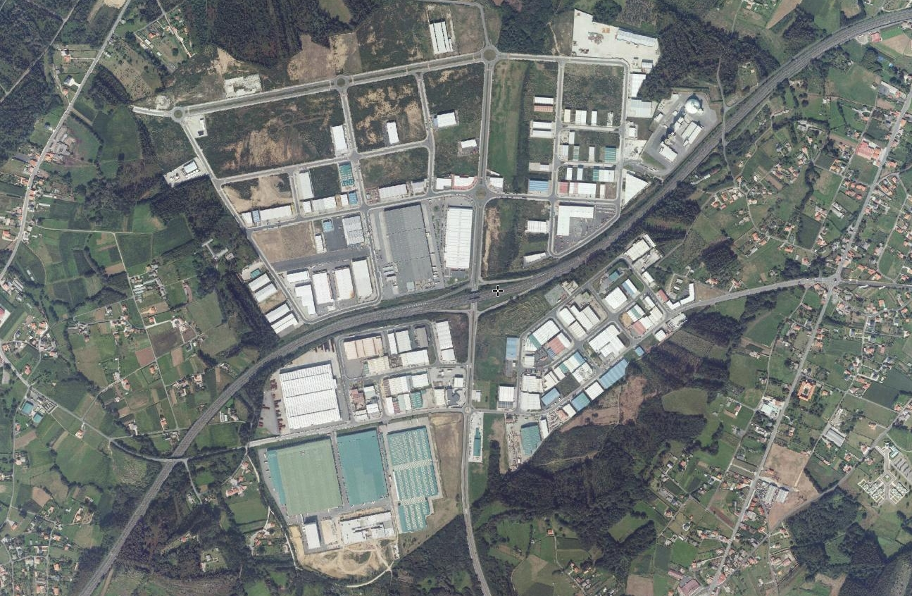 polígono industrial río pozo, a coruña, te canta el polígono, peticiones del oyente, después, urbanismo, planeamiento, urbano, desastre, urbanístico, construcción, rotondas, carretera