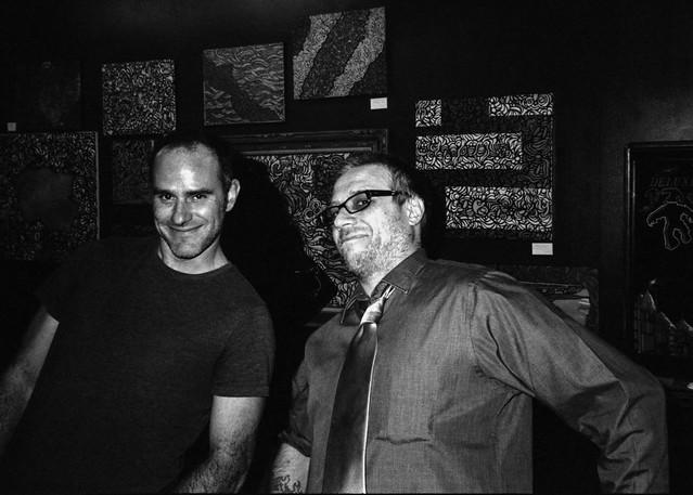 Eric and Joe