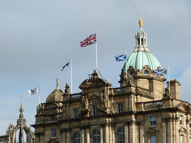 2015 Schottland - Edinburgh - Stadt