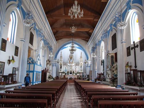 San Cristóbal de las Casas: l'église Santa Lucia