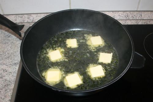 20 - Butter hinzufügen / Add butter