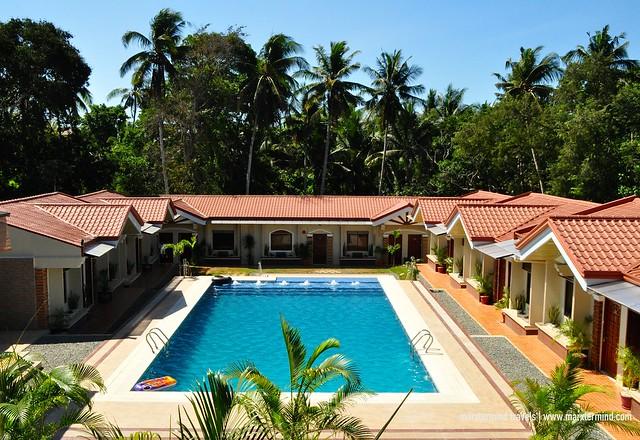 Outdoor Pool Rema Tourist Inn Palawan