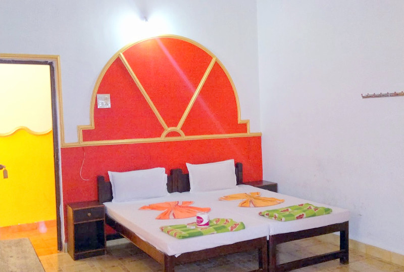 Beach Side Guest House with Free WiFi at Calangute Beach