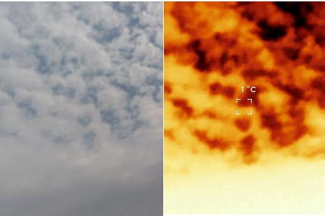 sky熱像