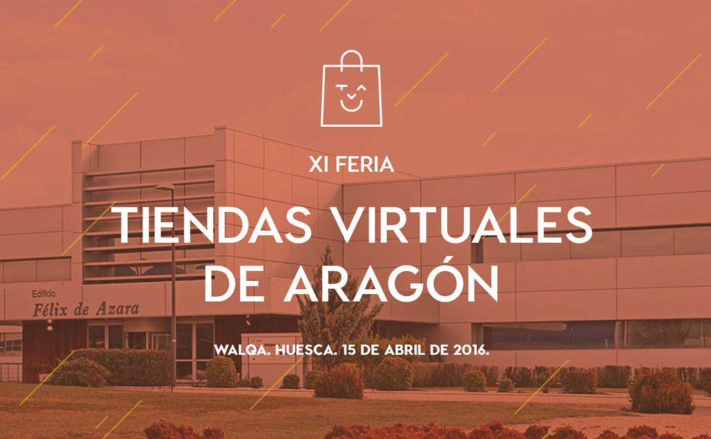 Feria de tiendas virtuales de Aragón 2016