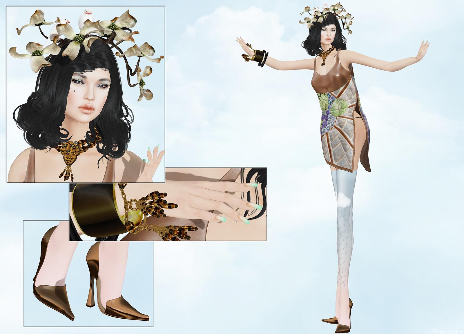 ArisAris - Sensuel Outfit