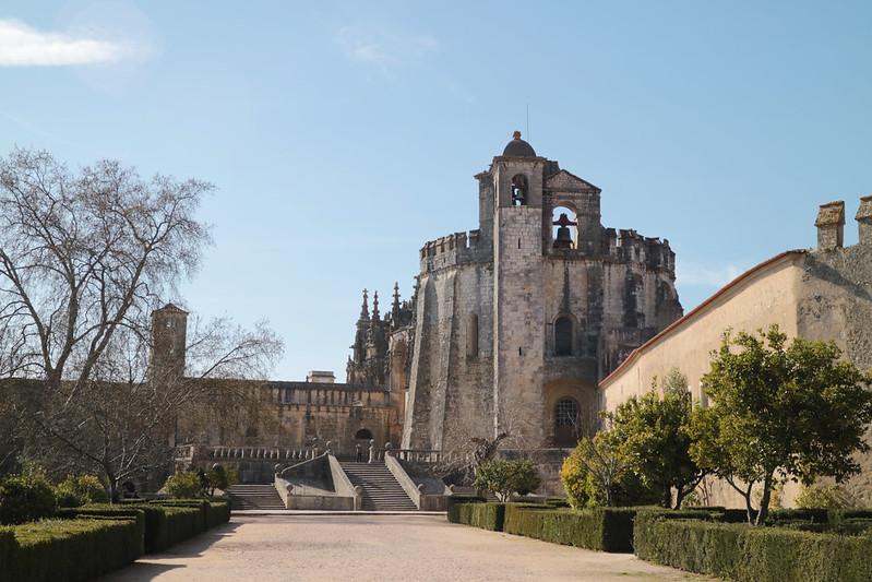 Convento del Cristo, Tomar