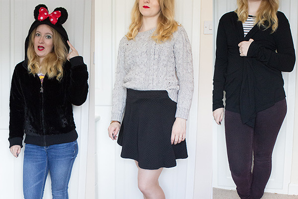 Capsule wardrobe spring update - coats and jackets 2