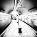 Clapham North Underground London by Simon & His Camera