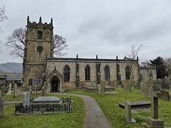 Castleton - St Edmund's Church - Derbyshire