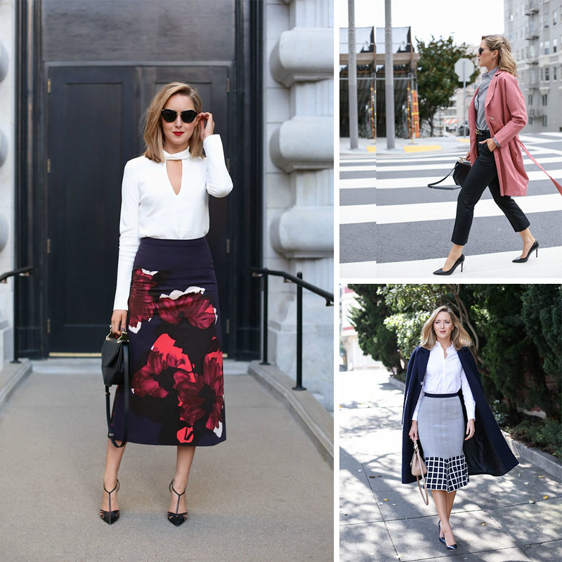 b9aed1e4bb2 9 Office Chic Fashion Bloggers You Should Know - Stylish Workwear