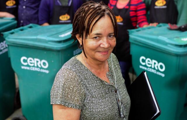 Josefina Luna, CERO
