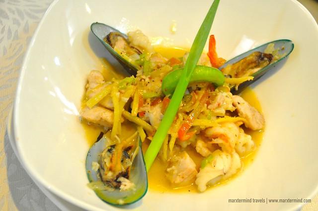 Hotel Centro Puerto Princesa Spicy Seafood Gata