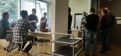 Canberra Brewers Inc. posted a photo:Everyone cleans up and debriefs after the exam.