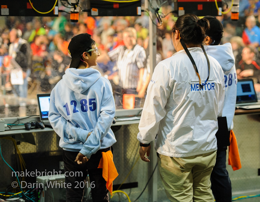 FIRST Robotics Regionals - UW - April 2016 096