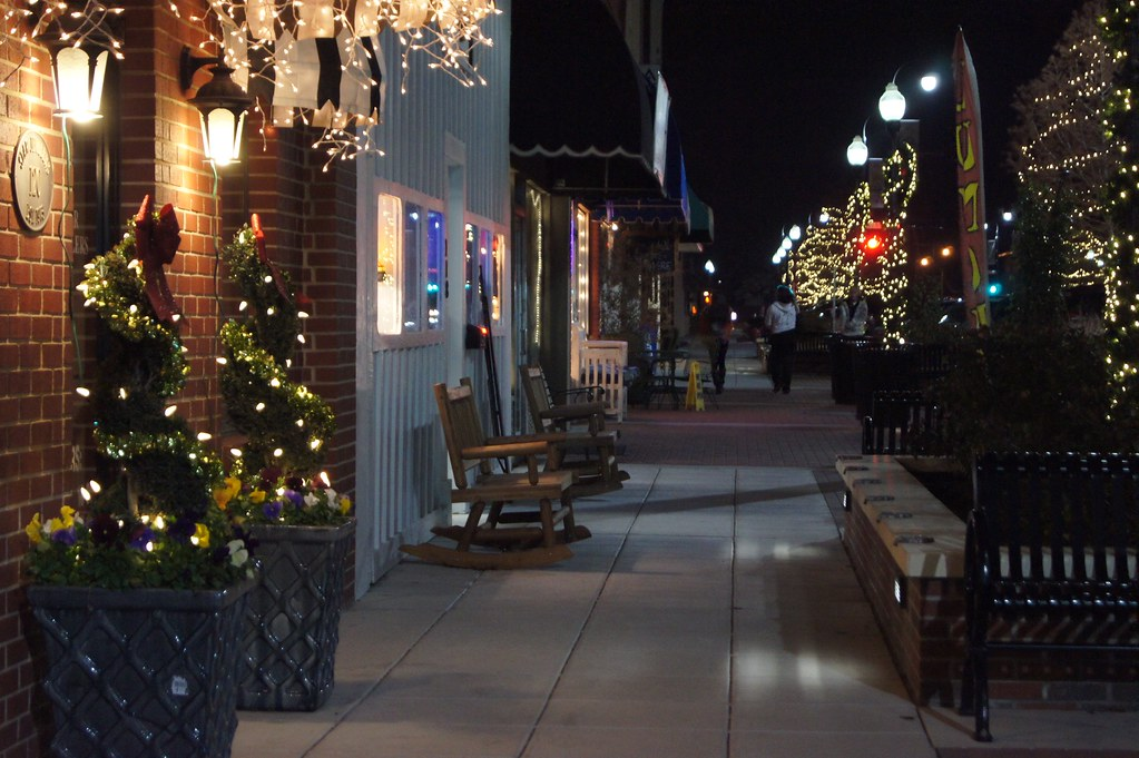 Image result for rose district christmas