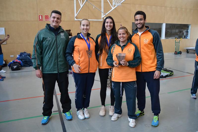 Finales CADU Tenis 2015/2016