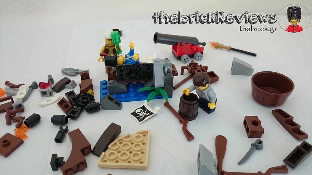 ThebrickReview: LEGO 70409 Shipwreck Defense (Pic Heavy!) 26265342371_d213d49da2_b