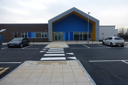 Gowerton Primary School - early 2016