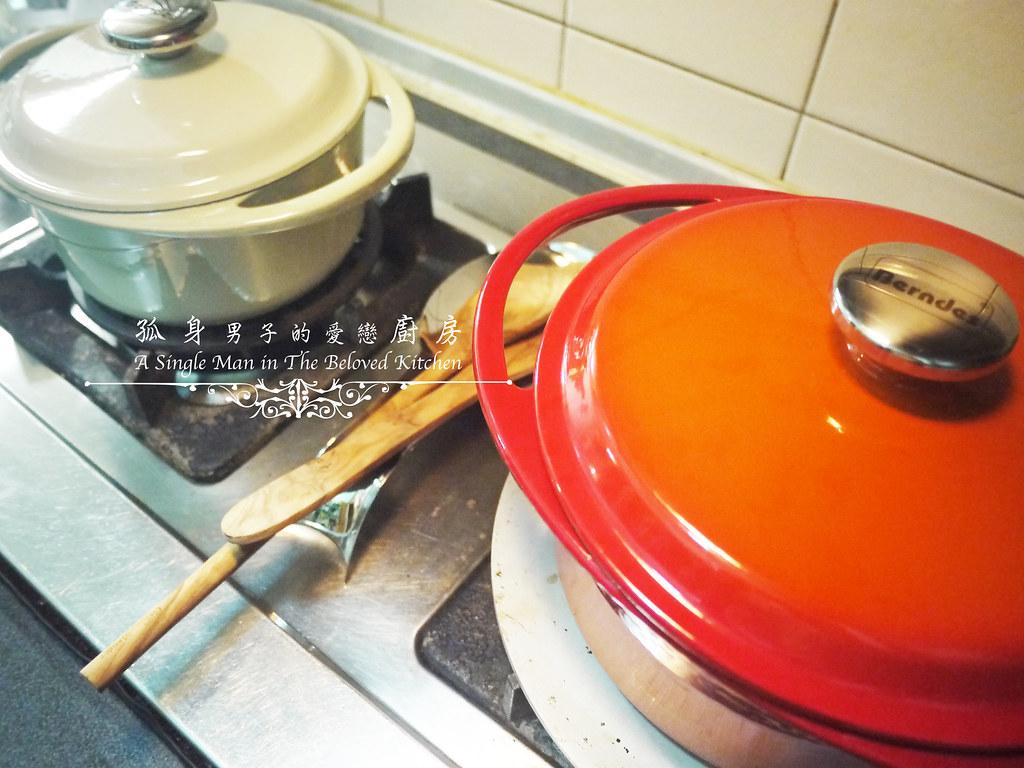 孤身廚房-墨西哥辣醬佐香米9