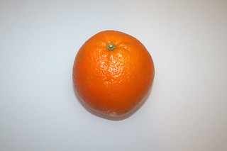 03 - Zutat Orange / Ingredient orange