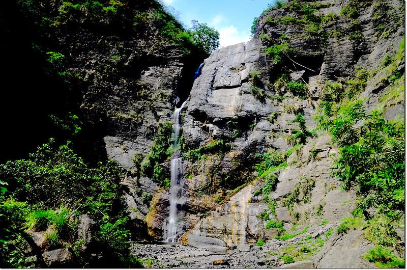 卡悠峰瀑布 4