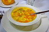 Vegetable Soup - Greek Style