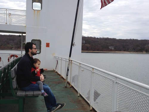 Port Jeff Ferry 2015