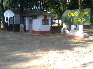 Indo Tivetan Border Police camp