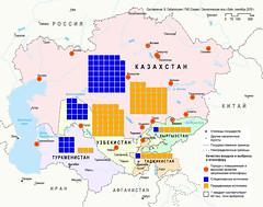Качество воздуха в Центральной Азии / Air quality in Central Asia