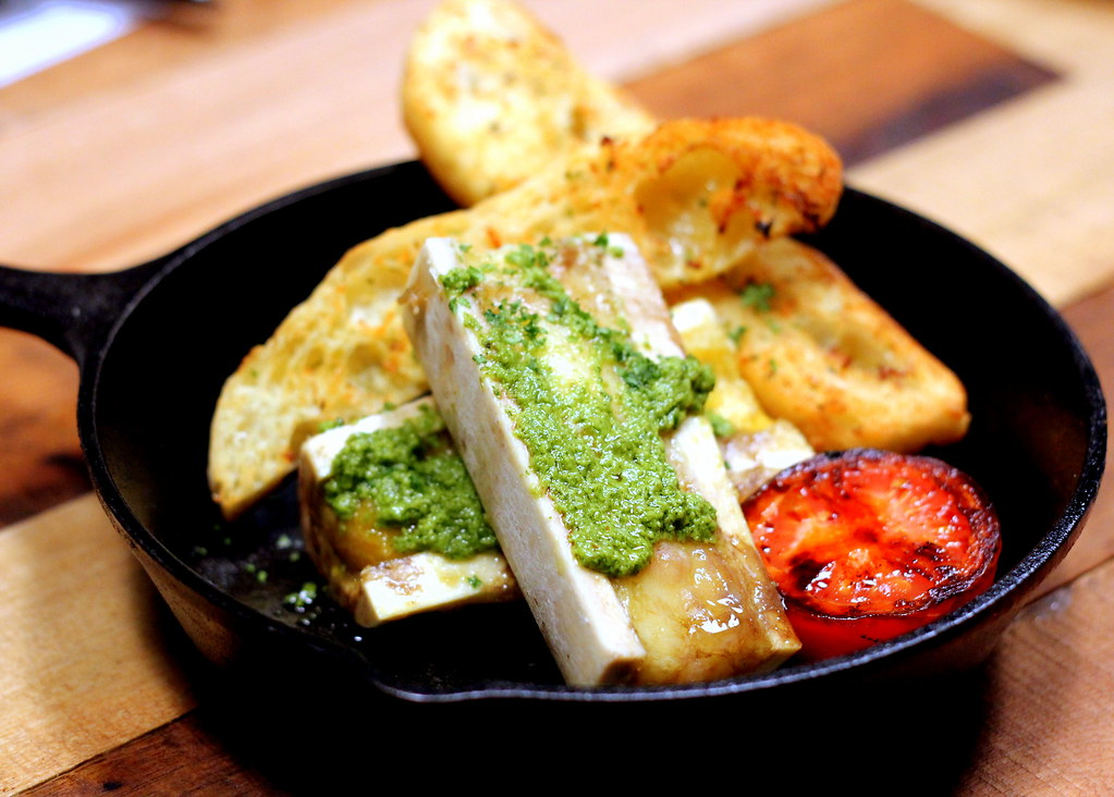 The Chop House: Roasted Bone Marrow