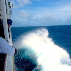 Waves Chasing | Menerjang Lautan | Laut Banda, Maluku #wave #waves #chase #chasing #sea #seawaves #seawater #ship #tidarship #blue #bluesky #sky #bluewater