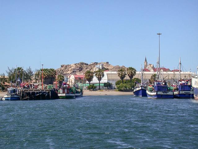 Hafen Lüderitz