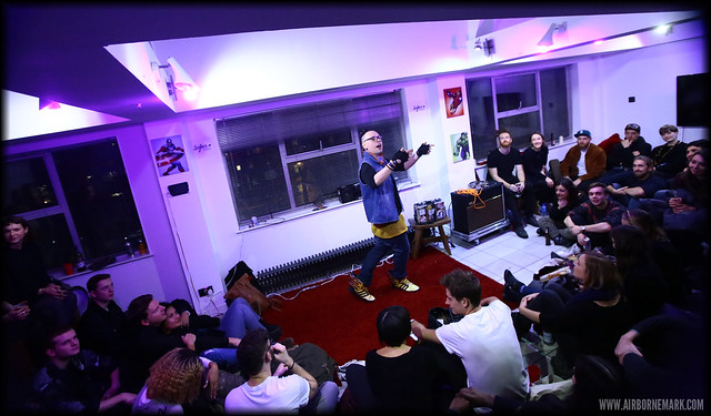 Sofar Sounds Residency