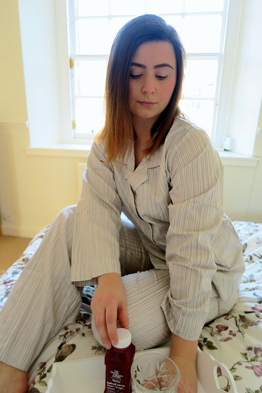 uk blogger laurenella getting up in the morning