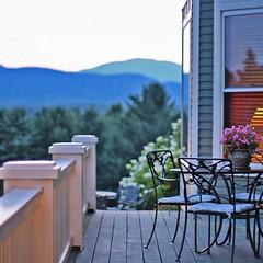 And on the porch at Greenville Inn! :heart:️ #maine #moosehead #innkeeping #innsforsale