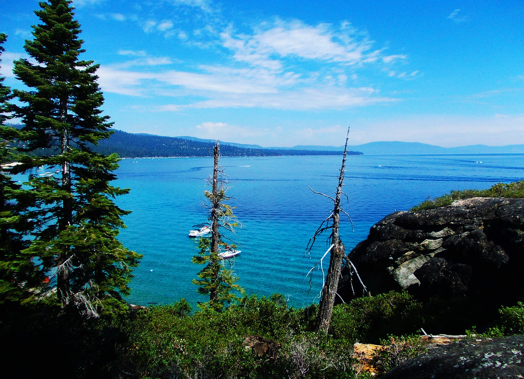 Rubicon Trail, Lake Tahoe, California