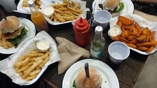 All the fuds from Soul Burger