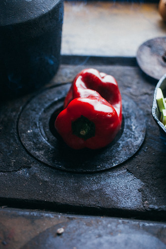 Macarrão com Molho Rústico de Legumes