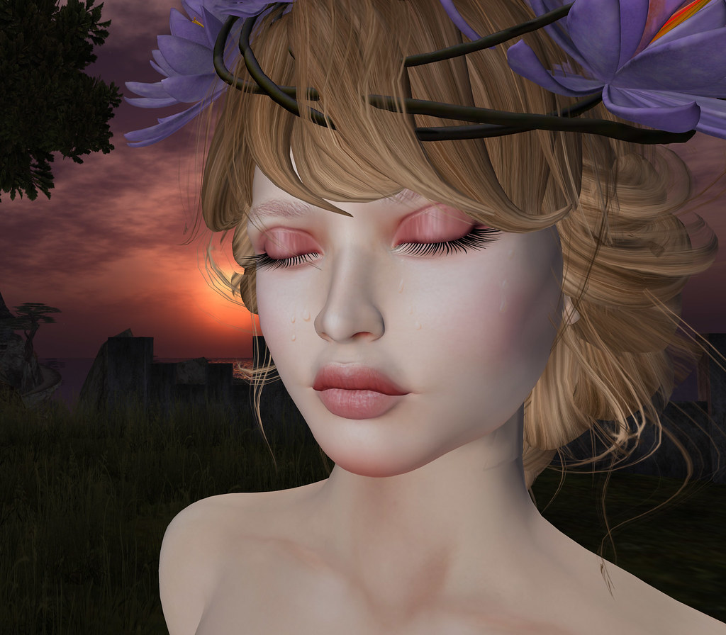 Catwa Gwen with DeeTaleZ skin and tears