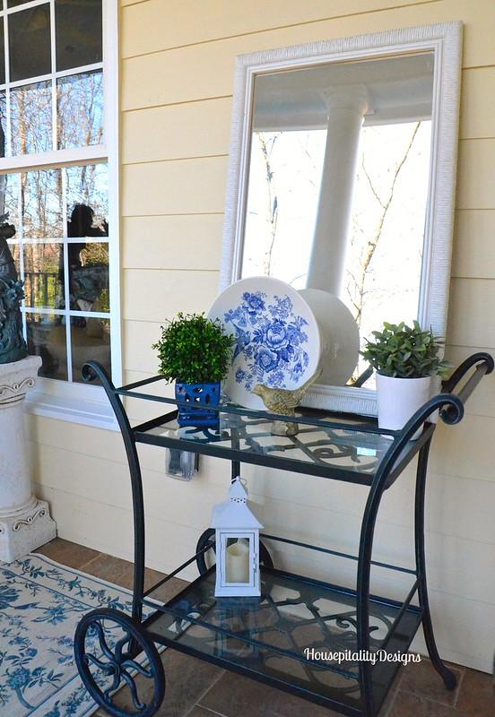 Tea Cart - Housepitality Designs