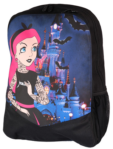 TattooPrincessBackpack