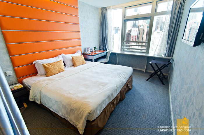 Cosmo Hotel Wan Chai Executive Room