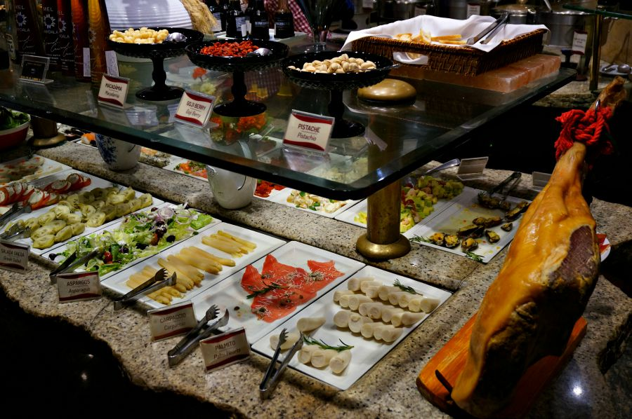 Churrascaria Palace Salad Buffet