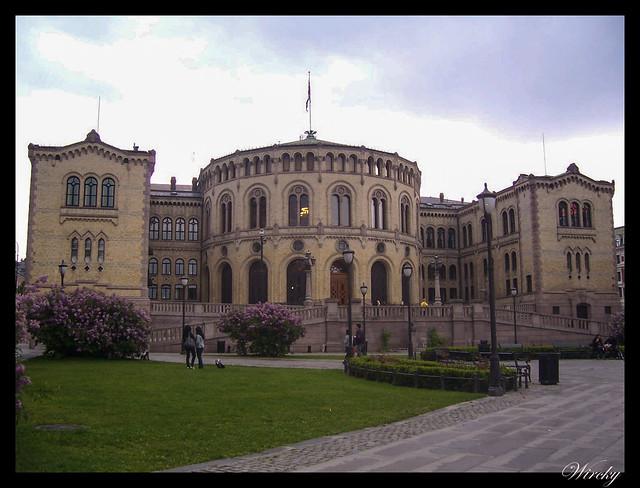 Fiordos noruegos llegada Oslo - Parlamento