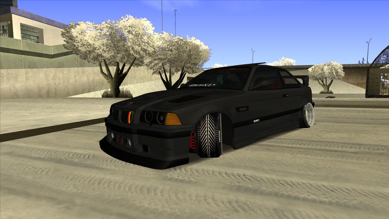 Misterio Garage - Bmw E36 24915271226_9aa7c8e8cc_o
