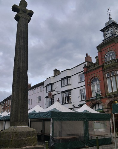 Market Square and the Red Lion