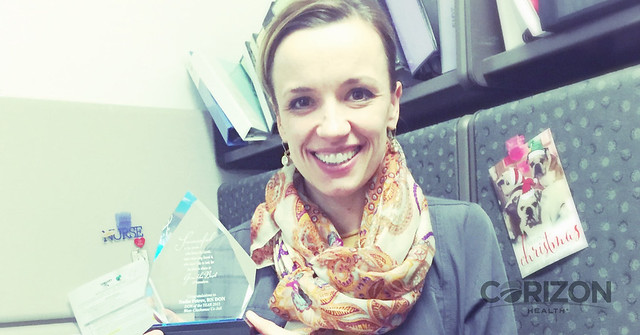 Oregon Director of Nursing named 'DON of the Year' for region
